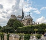 Have you visited the Notre Dame Cathedral in Paris?