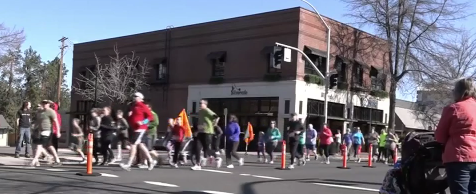 Have you ever participated in an organized race?