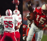 Which Husker football team would win - 1971 or 1995?