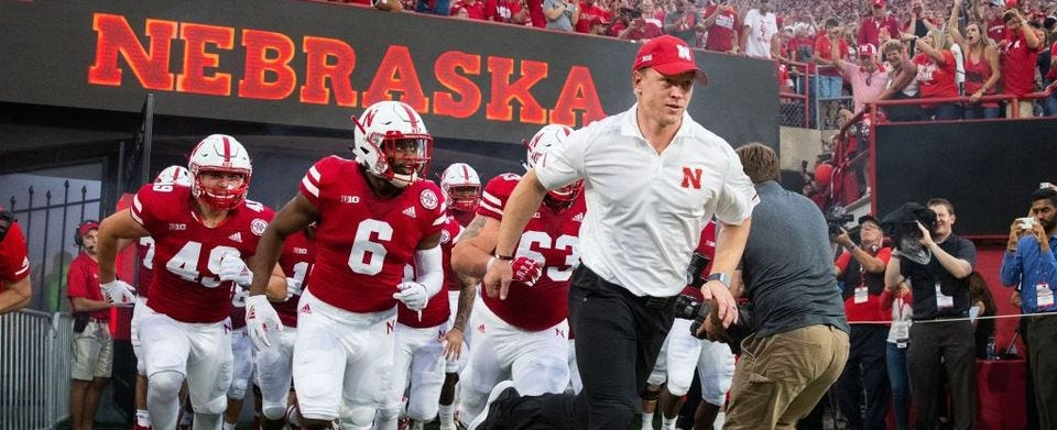 Will the Husker football team win 9 or more games this season?