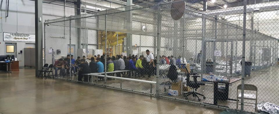 Should the border facility housing migrant children be shut down?