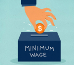 Do you think next year's raised minimum wage in Oregon is fair?