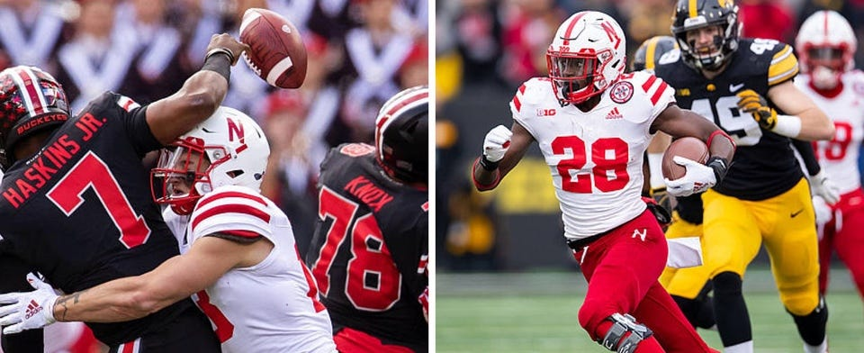 Would you rather have the Huskers beat Ohio State or Iowa?