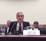 Do you plan to watch Robert Mueller's testimony on capitol hill?