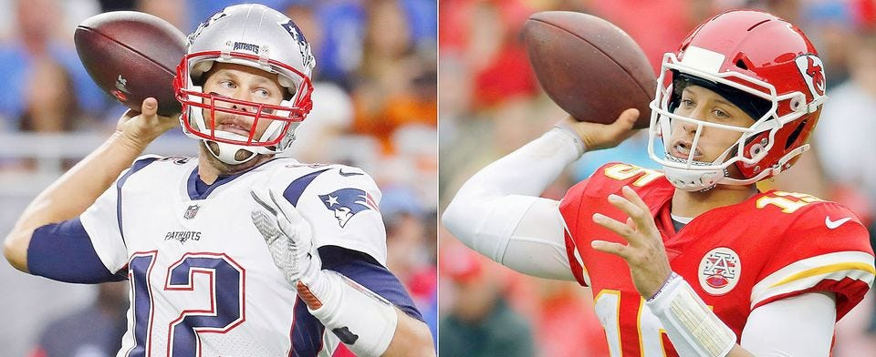 Your life depends on one 4th quarter drive. Which QB do you pick?