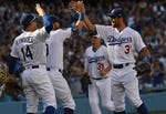 Are the Dodgers the favorite to win the NL Pennant?