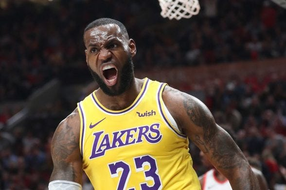 Which is the best basketball team in Los Angeles?