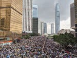 Will China intervene to stop the protests in Hong Kong?