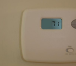 What temperature do you keep your bedroom at when you sleep?
