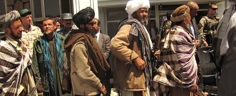 Should the U.S. sign the accord and leave Afghanistan?