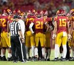 Will the USC Trojans beat Stanford on Saturday night?