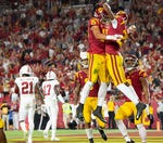 What was the USC play of the game against Stanford?