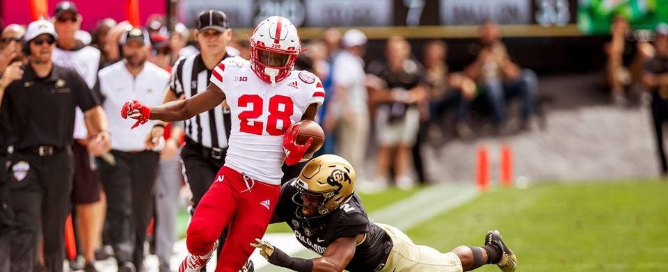 Did conservative second half play calling hurt the Huskers?