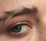 Is eyebrow art here to stay?