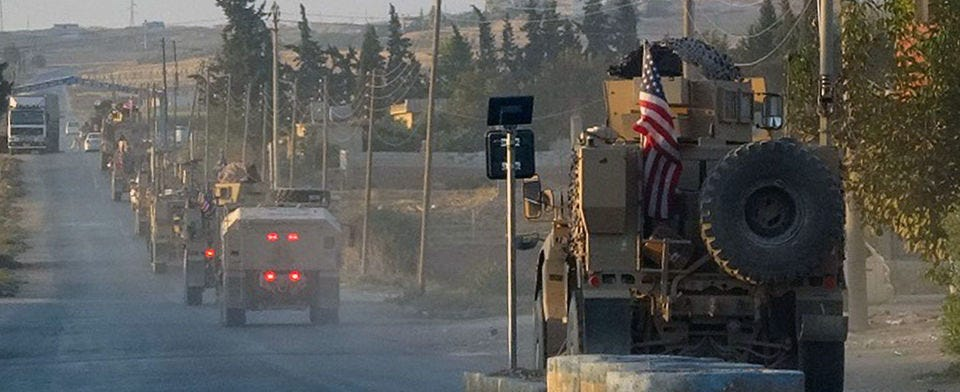 Should the U.S. withdraw from Syria?