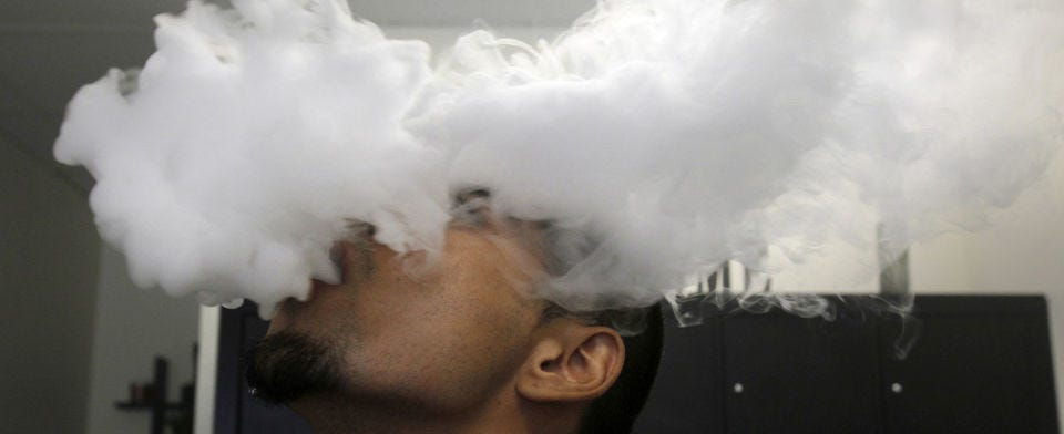 Should c-cigarettes be included in the city's indoor smoking ban?