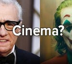 Is Scorsese correct about superhero movies not being cinema?