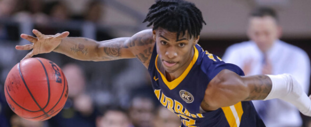 Is Ja Morant the best rookie guard in the NBA this year?