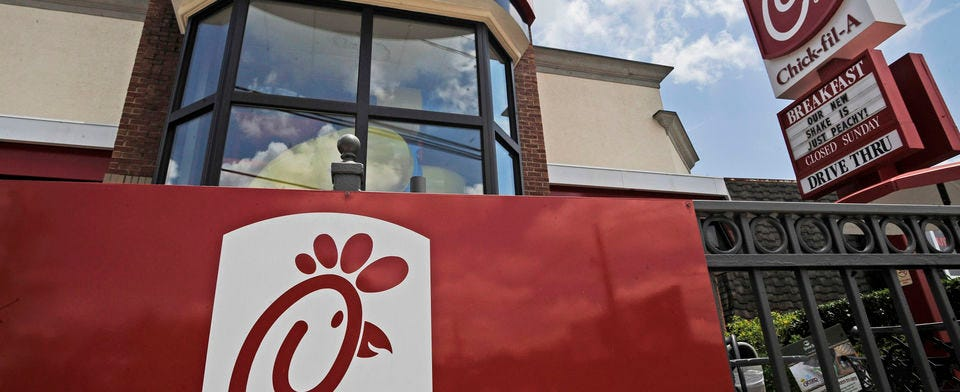 What do you think of Chick-fil-A's decision on donations?