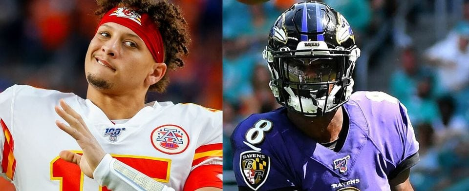 Who would you rather have as your franchise quarterback?