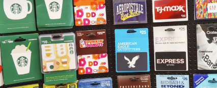 Do you tend to give gift cards or specific items as gifts?