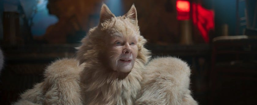 Would you go see 'Cats'?