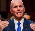 Boeing CEO Dennis Muilenburg Resigns