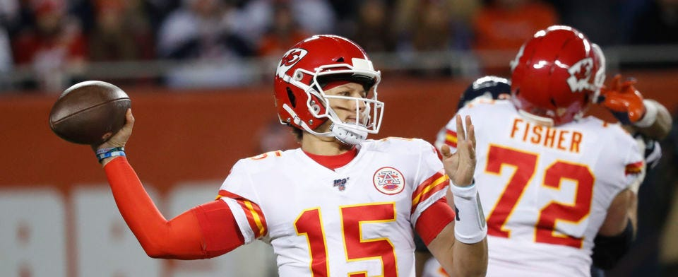 Do you think the Chiefs will make it to the Super Bowl?
