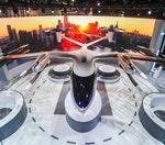 How would you like to fly in Hyundai's air taxi?