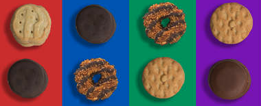 Do you buy Girl Scout cookies every year?