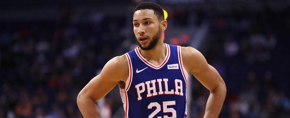 Should the 76er's trade Ben Simmons