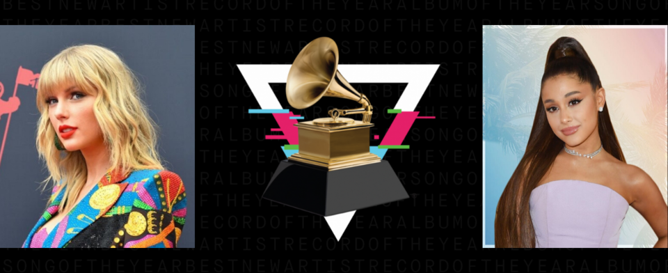 Who do you say wins the Grammy for Best Pop Vocal Album?