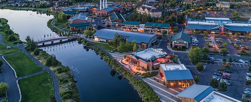 Are you satisfied with the retail shopping options in Bend?