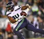 Who is the top rookie receiver in NFL?