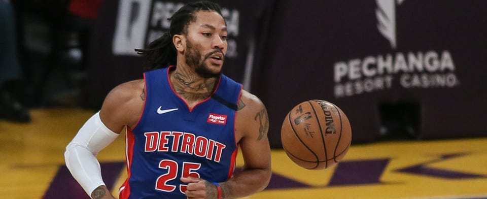 Which team should trade for DRose?