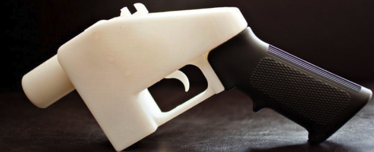 Should instructions to make 3D-printed guns be available online?