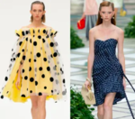 Are you adding polka dot prints to your mix?