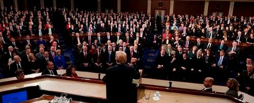 Do you care about the State of the Union address?