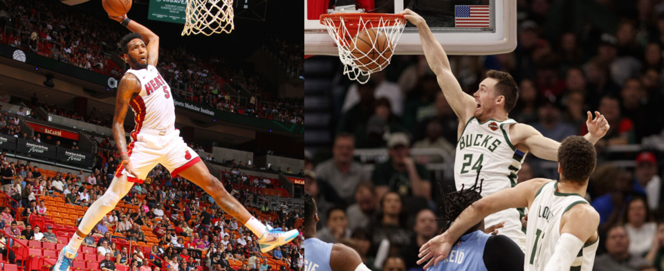 Who will win the NBA Dunk Contest? Part 2