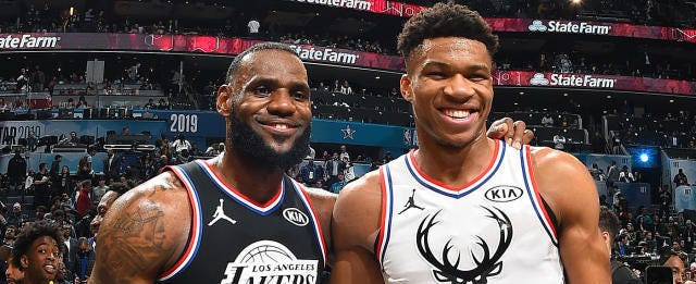Who's NBA all star roster is more stacked?
