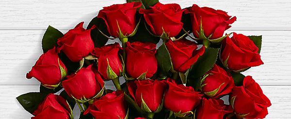 Are flowers a must on Valentine's day?