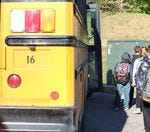 Should the SJSD bus students who live within a mile of school?