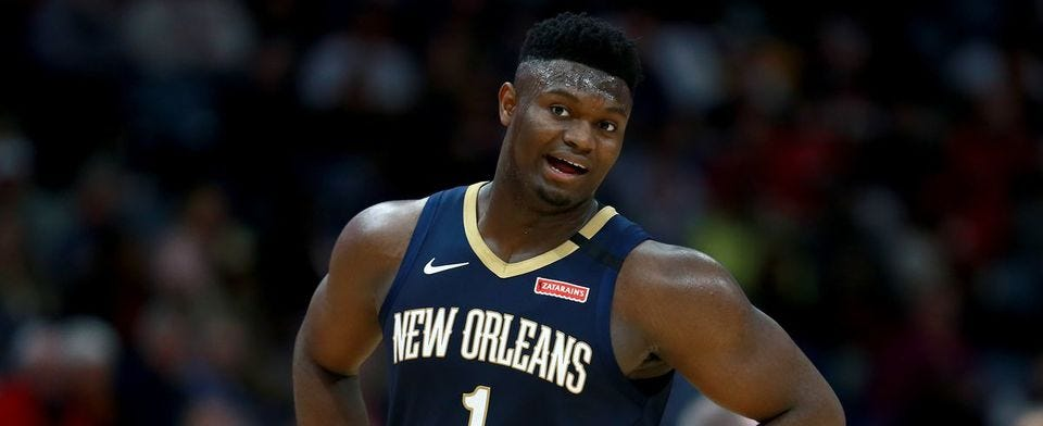 Can Zion still win rookie of the year?