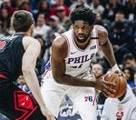 Are the 76ers picking up steam?
