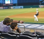 Do you need to keep your kids entertained at games?