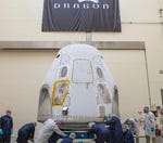 Will SpaceX's first manned space launch be successful?