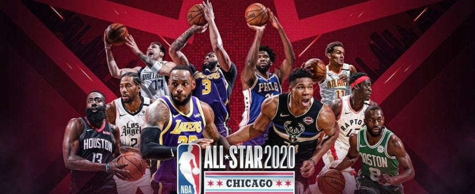 Who do you think will win the NBA all-star game?