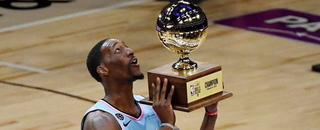 Are you surprised Bam Adebayo won the All-Star skills challenge?