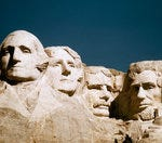 Which rappers would you want to see on hip-hops Mt. Rushmore?