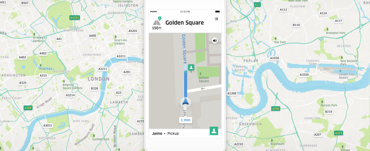 Should Uber drivers be able to see estimated payout per ride?